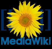 The MediaWiki logo