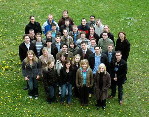 //SEIBERT/MEDIA-Mitarbeiter im April 2008