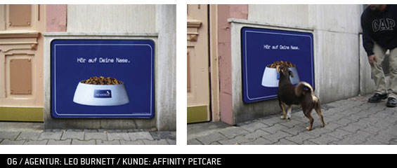 beispiel fr guerilla marketing - Gute Werbung Beispiele