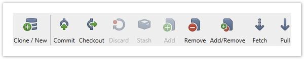 SourceTree toolbar-small
