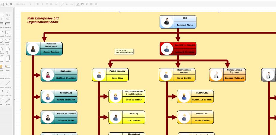 Draw Io Professionelle Diagramme In Confluence Und Jira