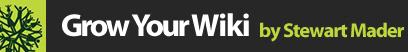 Das Logo von Grow Your Wiki