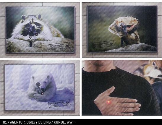 Werbung von Ogilvy Bejing