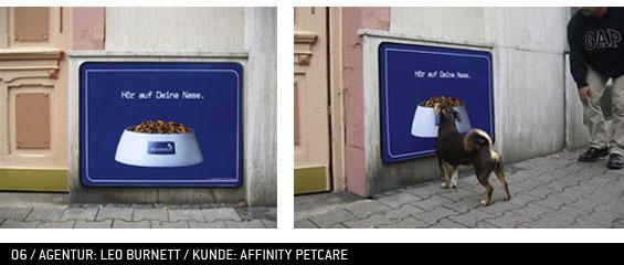 Beispiel für Guerilla-Marketing