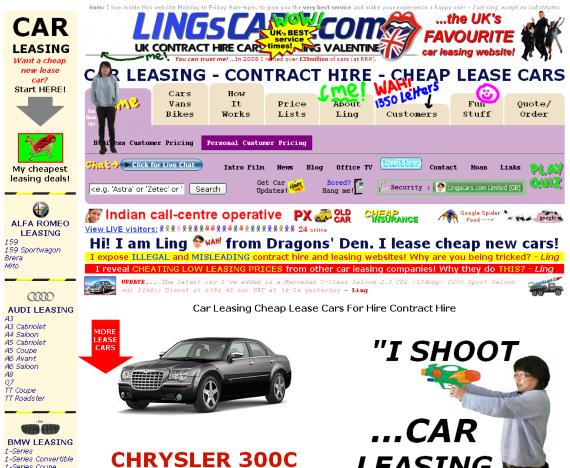 lingscars.com
