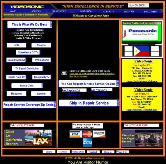 videosoniclab.com