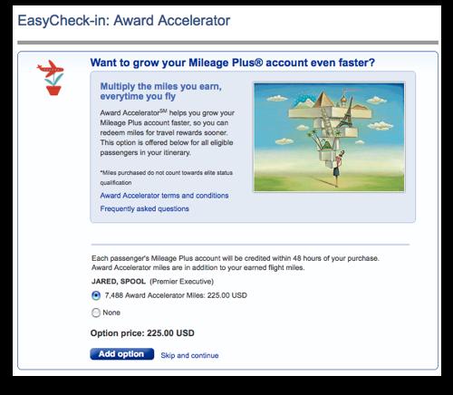 Der Award Accellerator