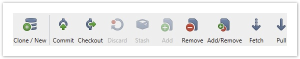 SourceTree toolbar-small