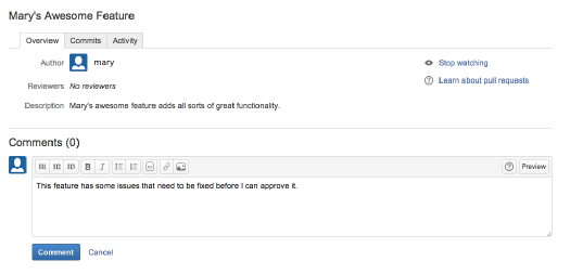 Bitbucket Screenshot 3