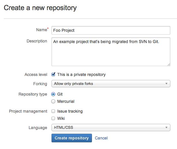 SVN-Git-Migration Teilen 2