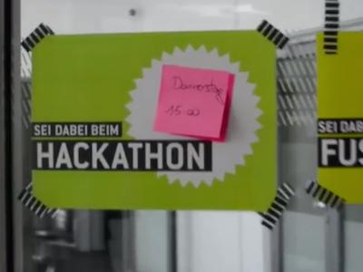 Hackathon Artikelbild