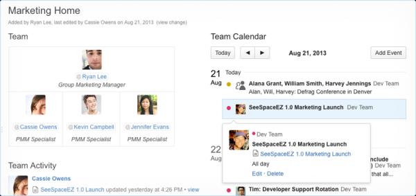 Team Calendars 7