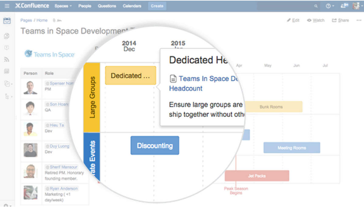 Confluence Roadmap Planner 1