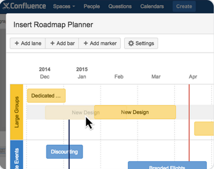 Confluence Roadmap Planner 3