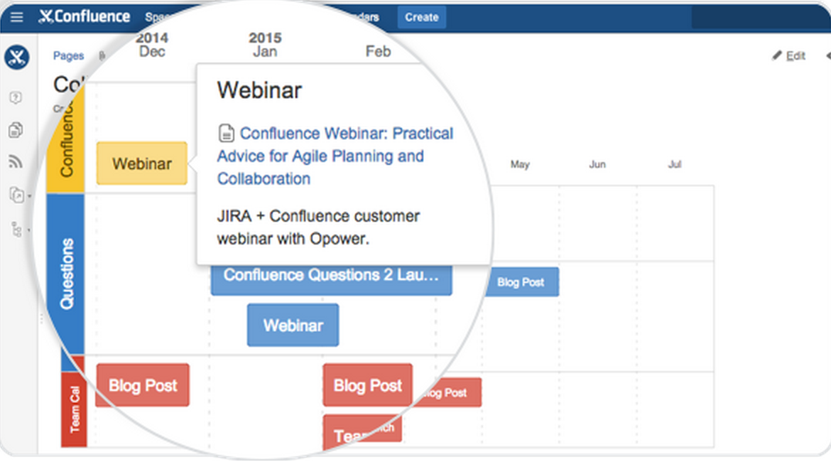 Confluence Roadmap Planner 5
