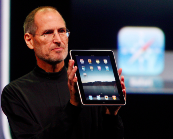 Lean Startup Steve Jobs