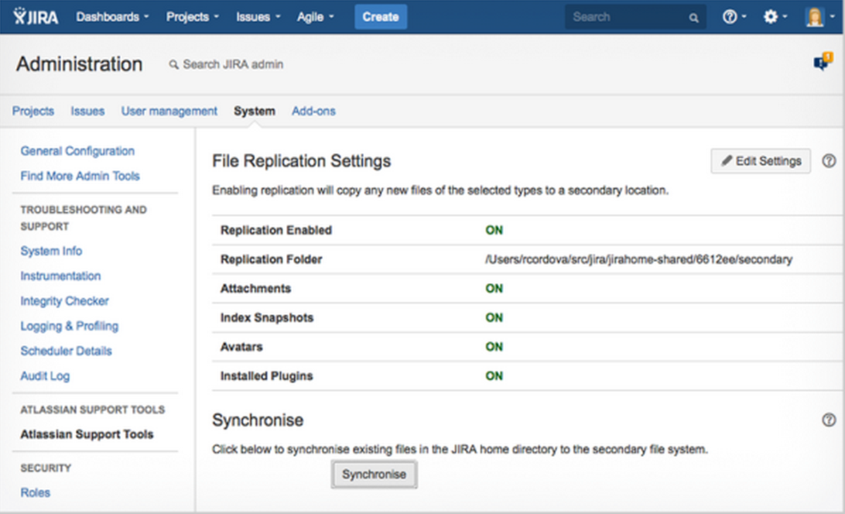 JIRA Data Center Disaster Recovery 1