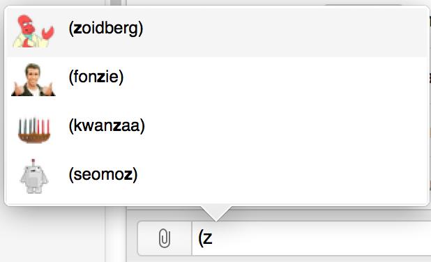 HipChat Zoidberg