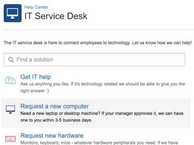 JIRA Service Desk Artikelbild
