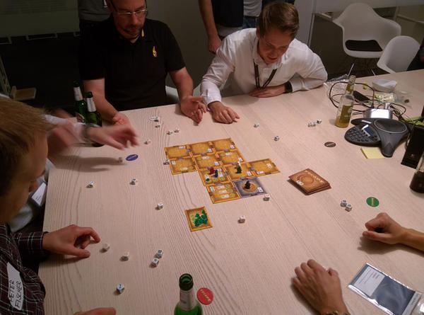 Agile Games 2