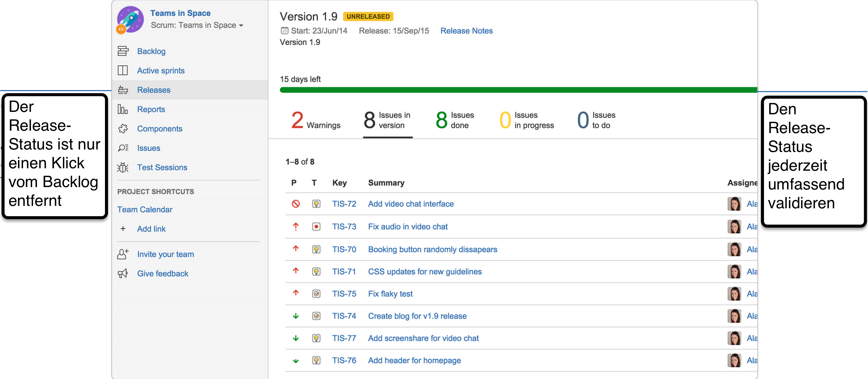 JIRA Software 7 b