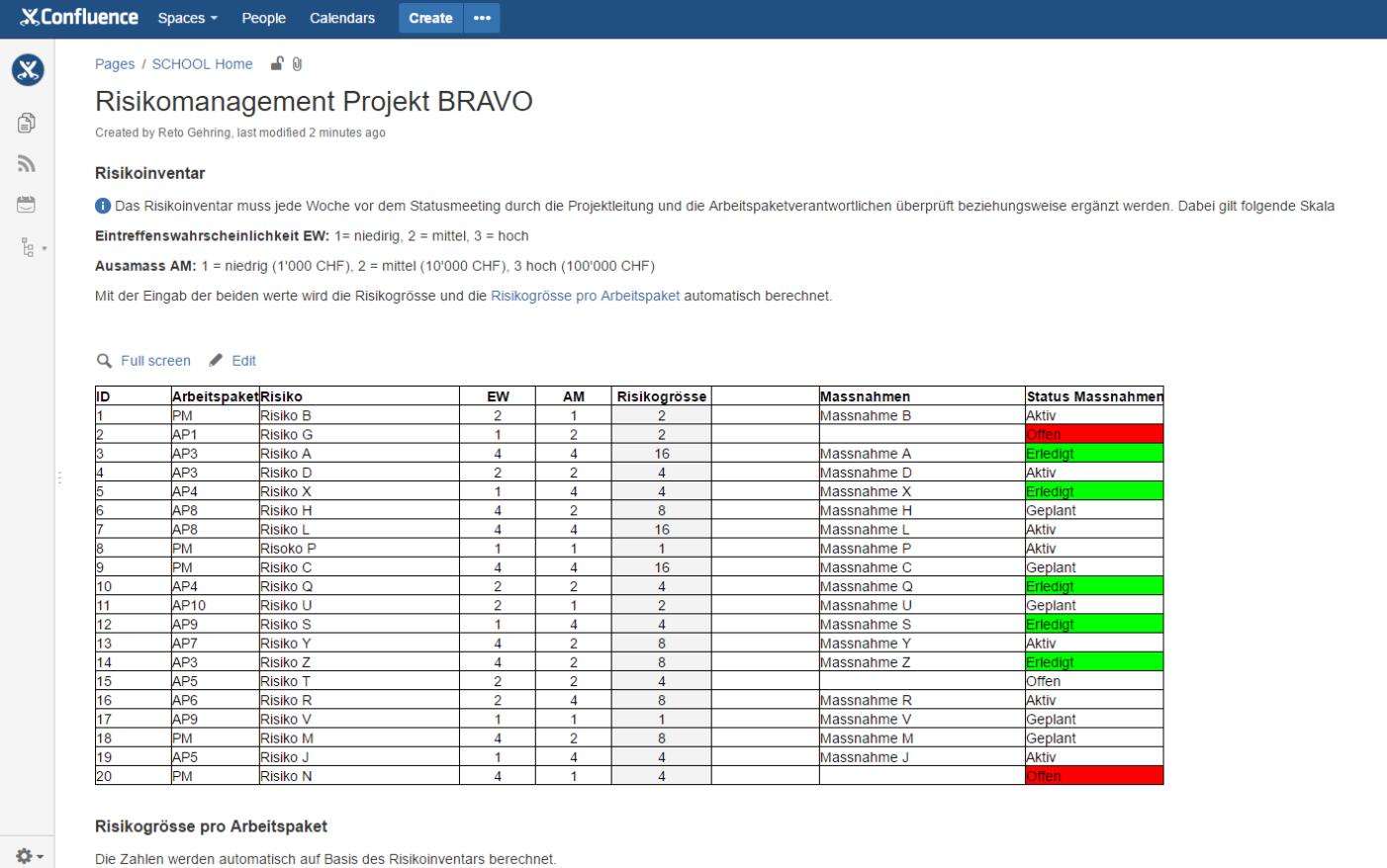 Spreadsheets für Confluence: Richtige Tabellenkalkulationen in ...