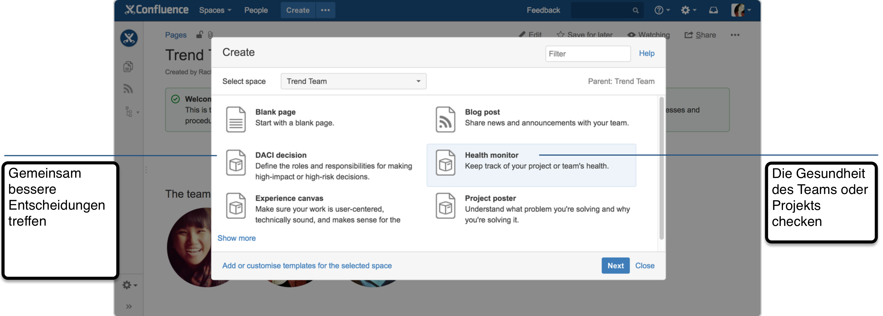 Confluence 6.1: Team-Playbook, Support für SAML 2.0, AWS ...
