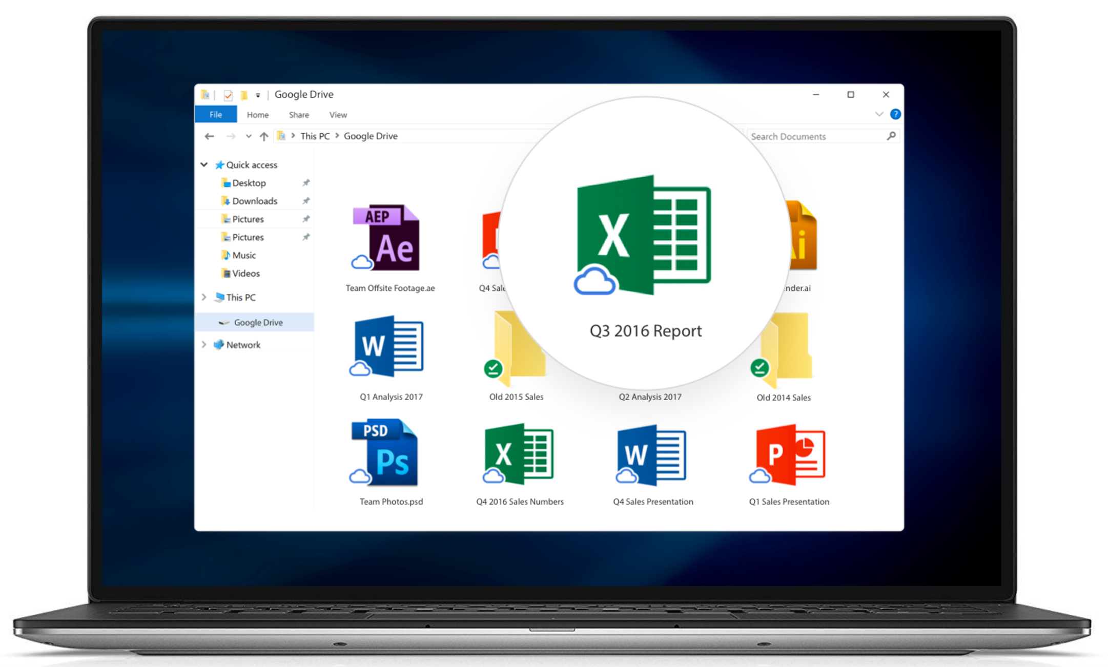 Google G Suite Mit Drive File Stream sofort und ohne ...