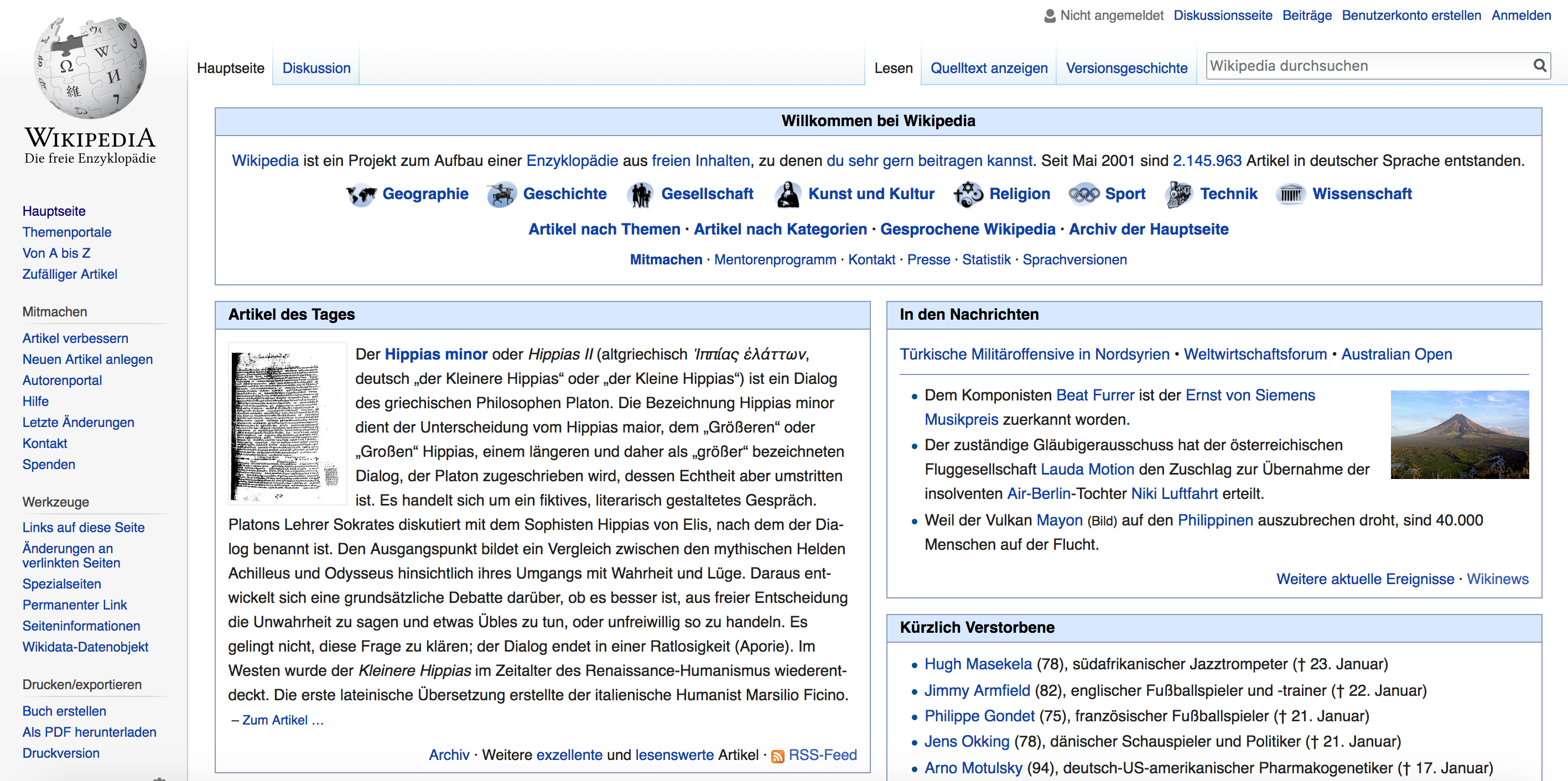 Wikipedia ist kein Corporate Intranet