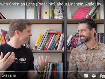 Praecipio Linchpin-Partner