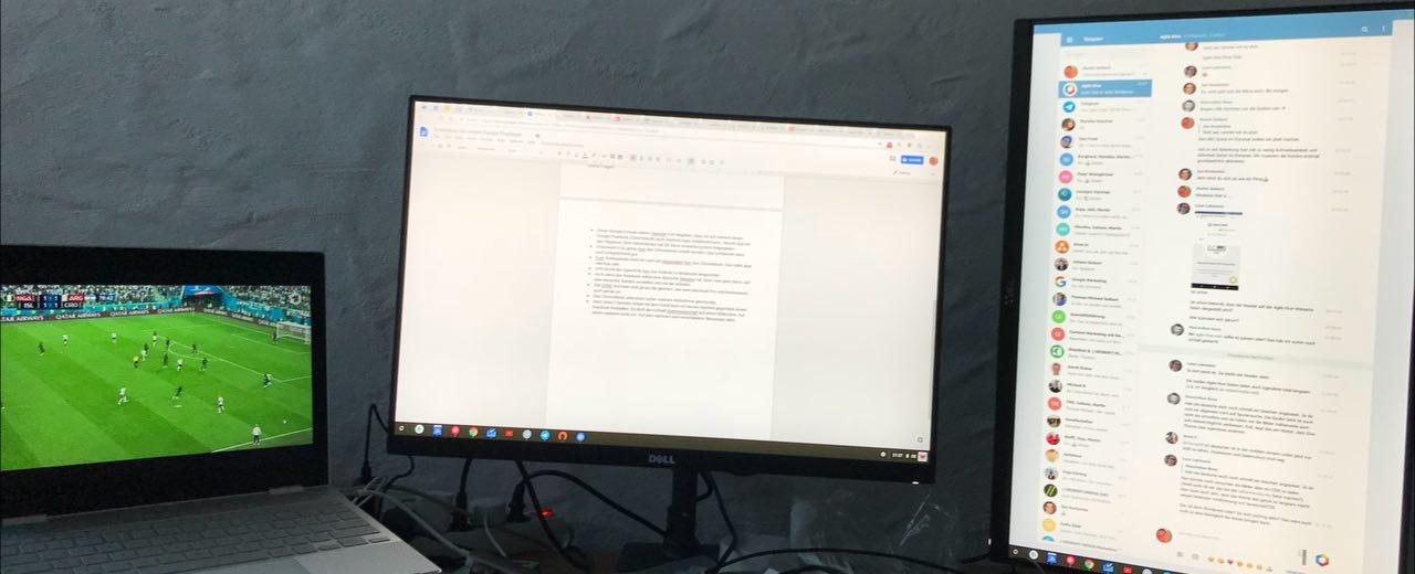 Das Google Pixelbook im Praxistest