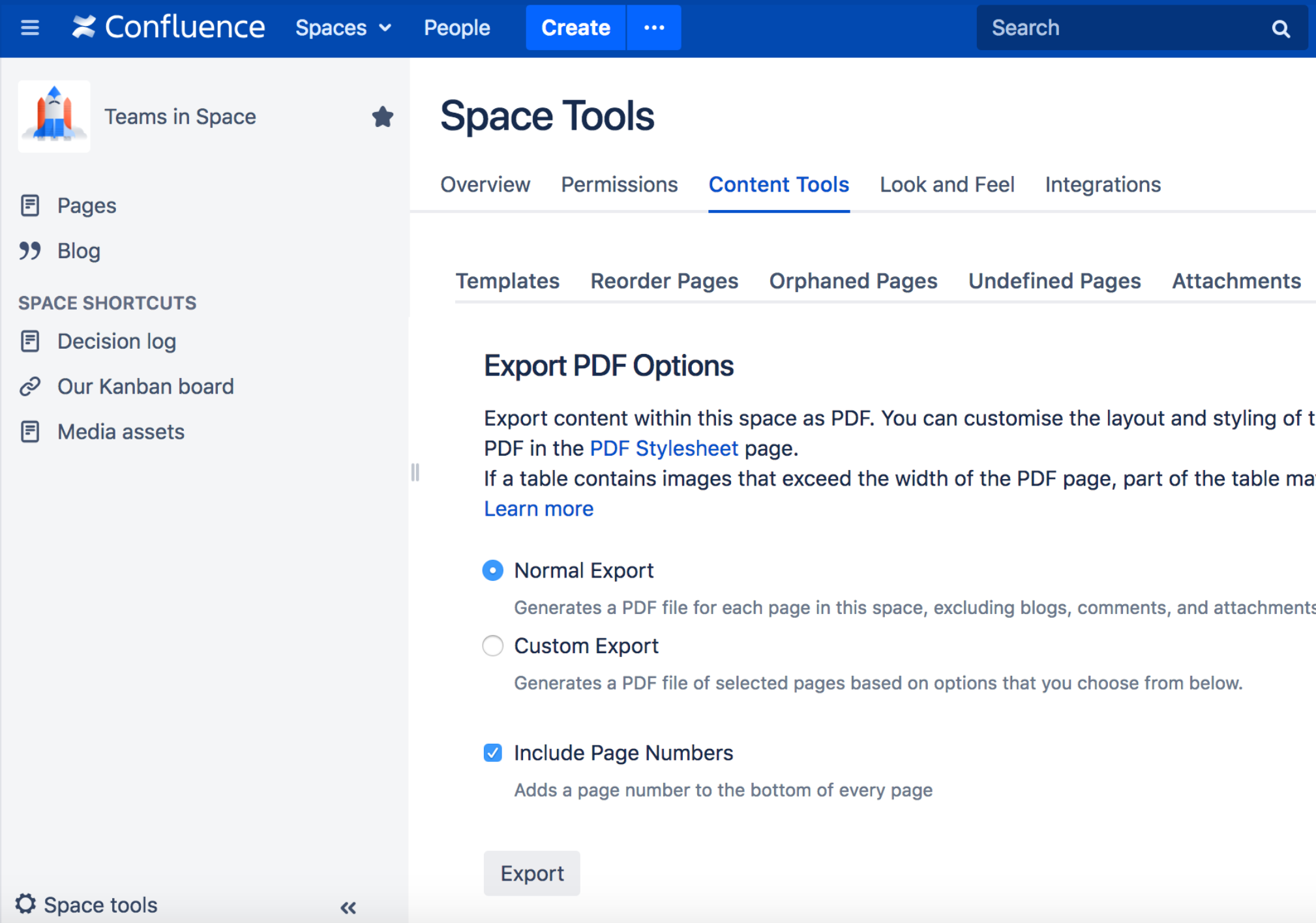 Atlassian Confluence 6.14