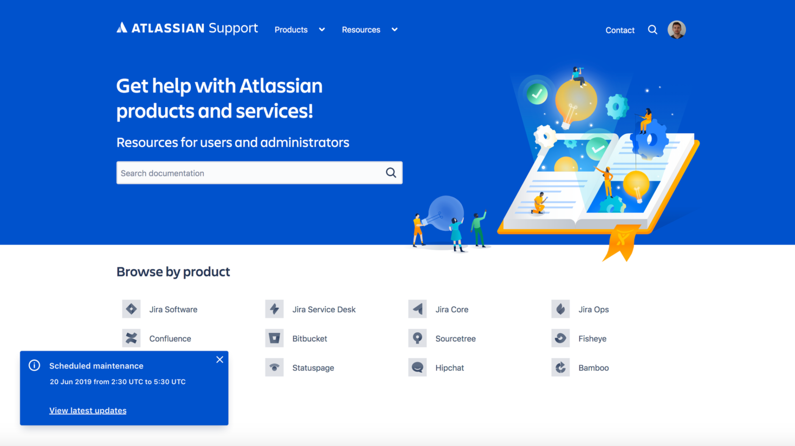 Atlassian Statuspage - embedded Status