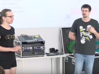 TechTalk Videoaufzeichnung