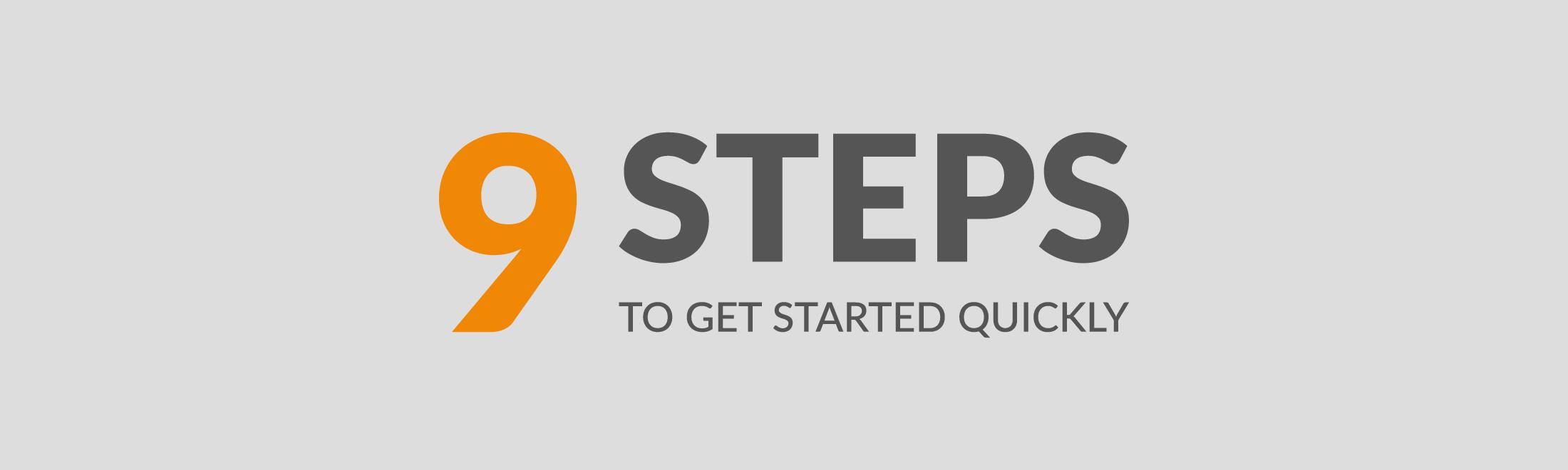 Starten Sie mit draw.io in nur 9 Schritten.