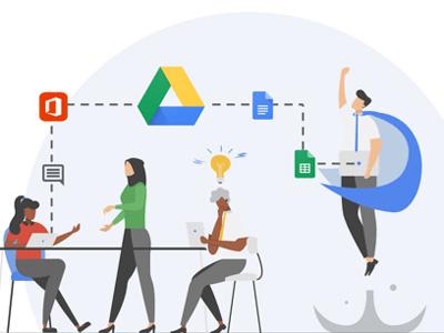 Dokumentenmanagement für Agenturen mit der Google G Suite