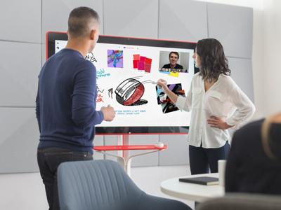 Einfache Kommunikation in Agenturen mit Hangouts Meet und Chat und dem Jamboard