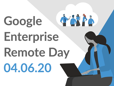 Google Enterprise Day 04.06.20 Artikelbild