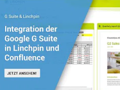 G Suite Integration Linchpin-Intranet