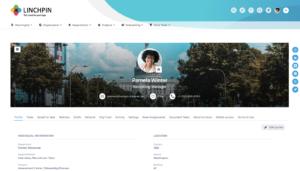 Linchpin Benutzerprofile