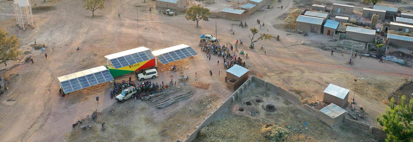 Africa GreenTec Solartainer