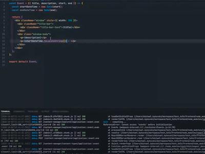 Eigene Tools mit Strapi und Next.js