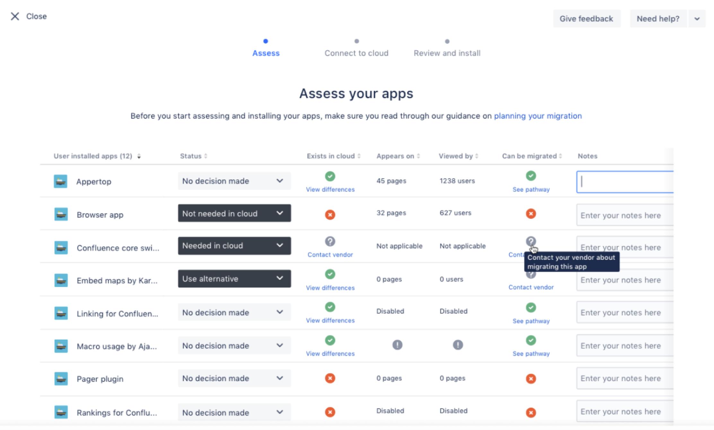Atlassian Cloud Atlassian Migration Program
