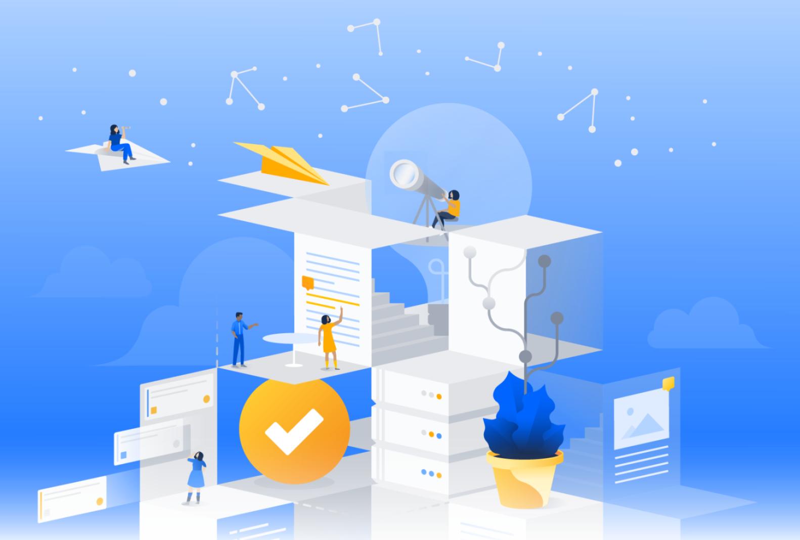 Atlassian Data Center Teameffektivität