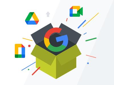 Google Updates Beitragsbild