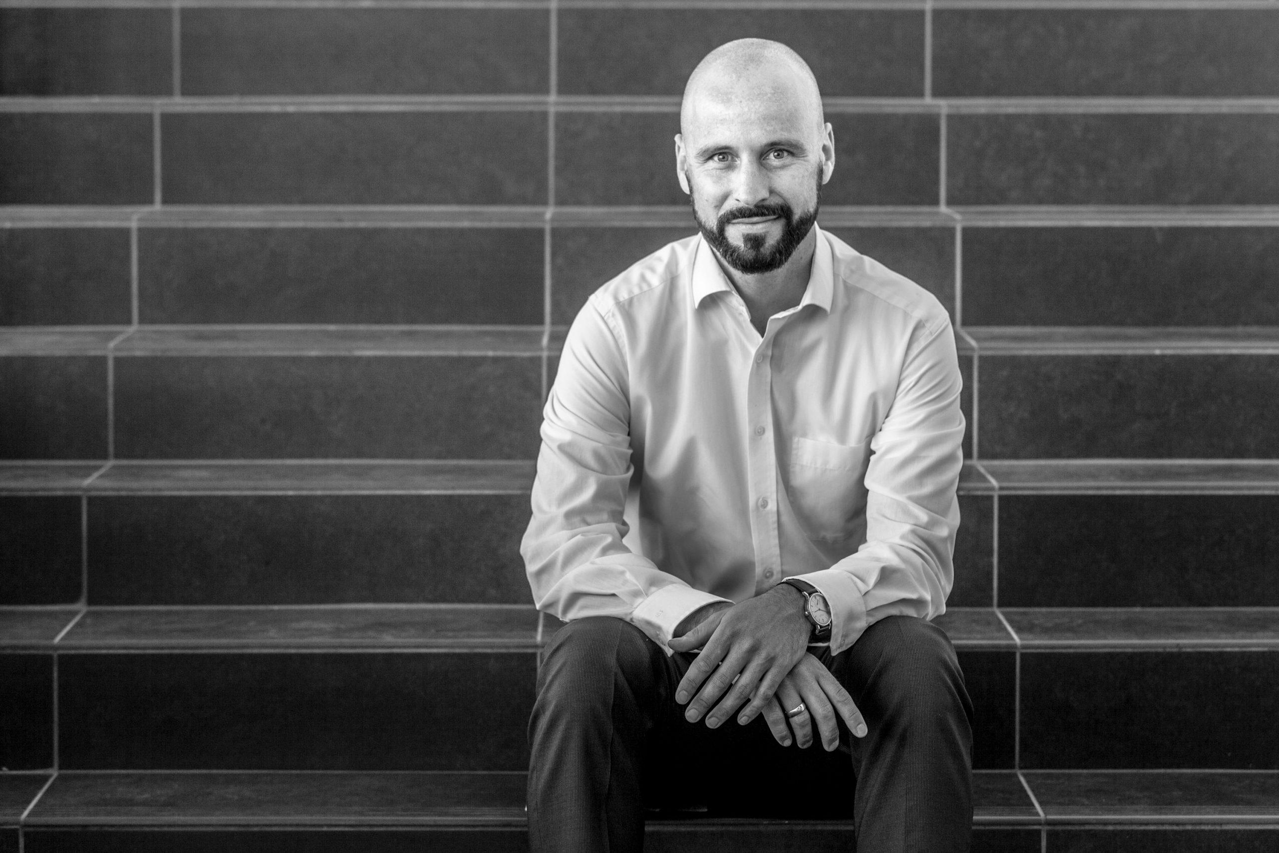 Marcus Raitner ist Agile Transformation Agent bei der BMW Group IT