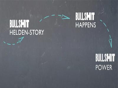 Bullshit-Prinzip Ablauf
