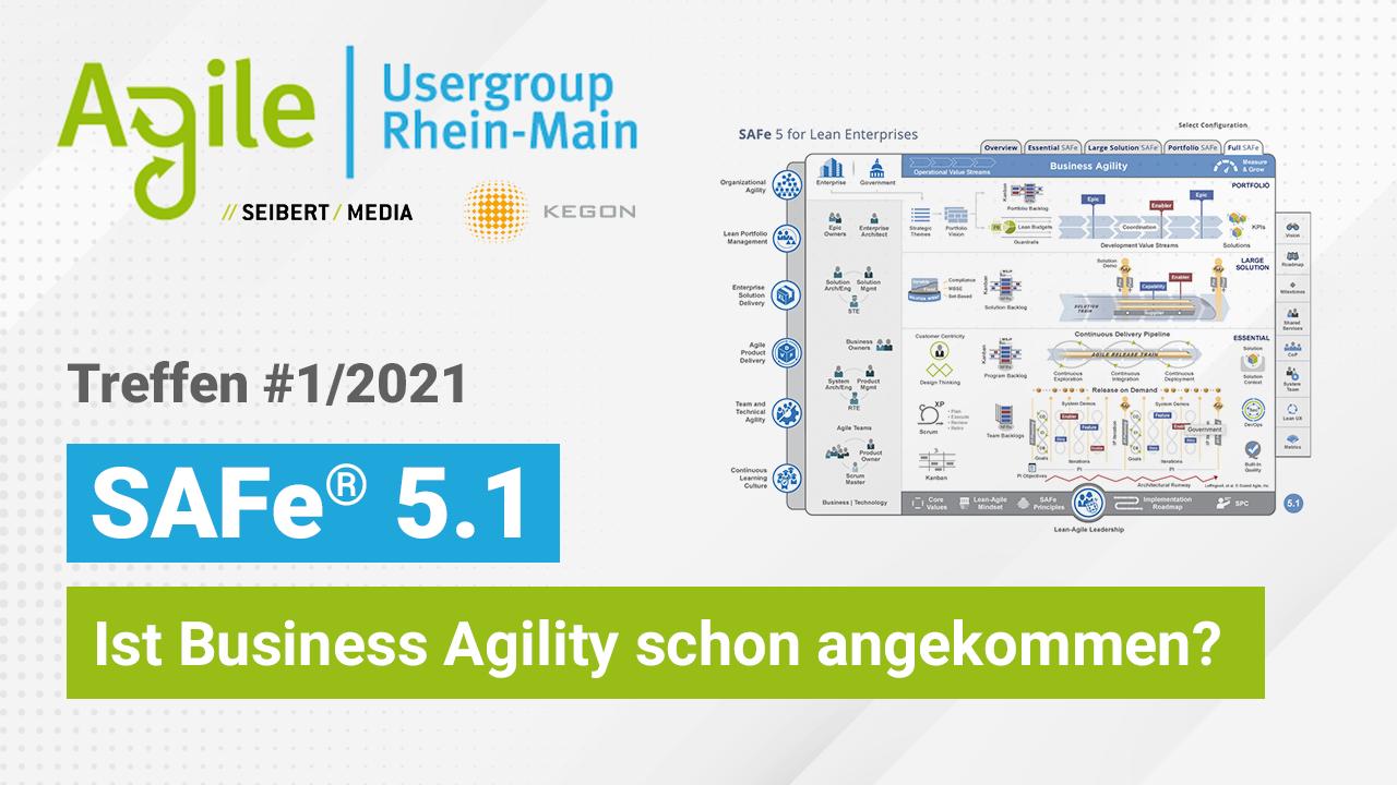 Agile Usergroup Rhein-Main