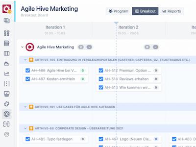 Agile Hive Team-Kanban Artikelbild