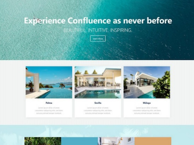 Aura Confluence-Seiten Artikelbild